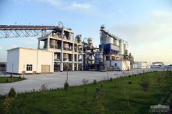 Жарқўрғон туманида 144 млн доллар эвазига цемент заводи қурилди