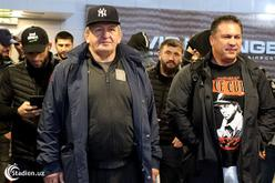 Абдулманап Нурмагомедов бошчилигидаги жамоа қандай кутиб олинди? (фотогалерея)