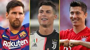 Messi-Ronaldo-Lewandowski