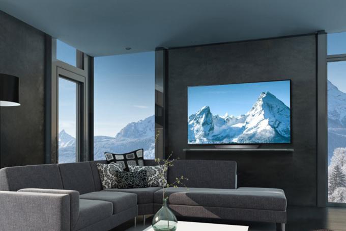 Телевизор LG OLED подарит изображение высокого качества