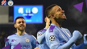 ЕЧЛ. Динамо Загреб – Манчестер Сити – 1:4 (видеошарҳ)