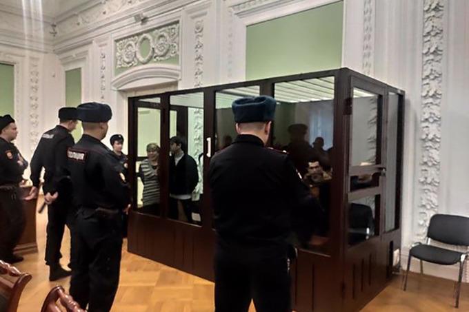 Peterburgda metrodagi teraktda ayblanayotganlar ustidan hukm uqildi