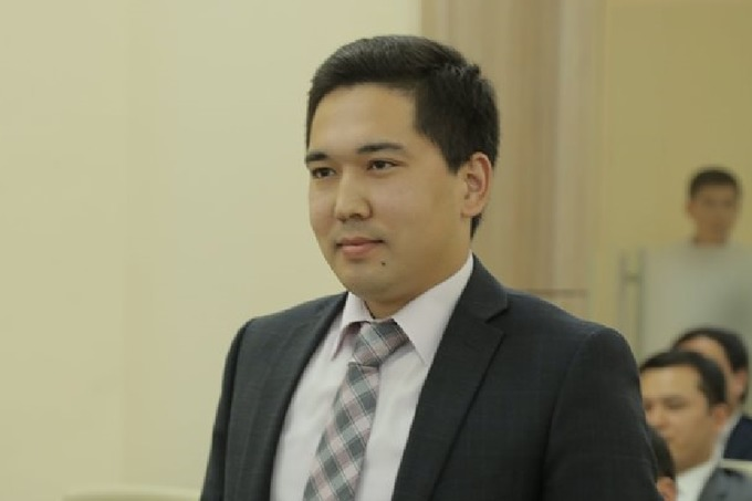Тошкент давлат юридик университетига янги проректор тайинланди