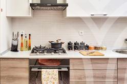 ЖК Manzara реализует квартиры с укомплектованной кухней