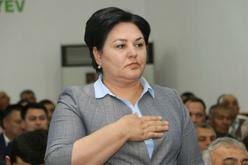 Хокимом Каршинского района стала Максуда Мустафаева