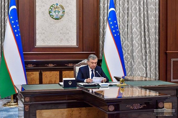 Ўзбекистон президенти Туркий кенгашнинг навбатдан ташқари саммитида иштирок этди
