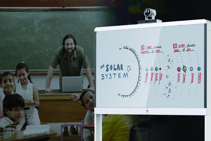 Huawei совершает эволюцию системы образования