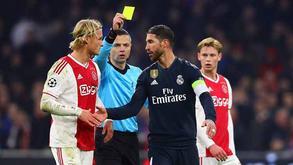 UEFA evrokuboklarning 1/8 final bosqichidan keyin sariq kartochkalarni bekor qiladi