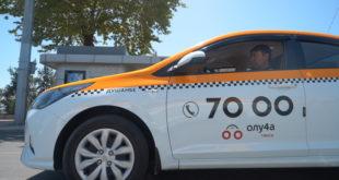 Служба Такси Олуча в Душанбе